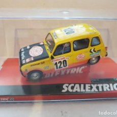 Scalextric: SCALEXTRIC RENAULT 4L REF.-A10160S300. Lote 257451535