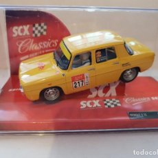 Scalextric: SCALEXTRIC RENAULT 8 REF.-63800. Lote 257452060