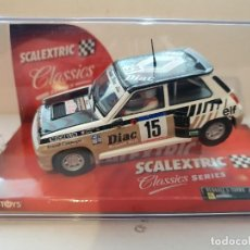 Scalextric: SCALEXTRIC RENAULT 5 TURBO REF.-6204. Lote 257452150