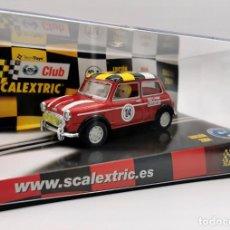 Scalextric: CLUB SCALEXTRIC 2004 MINI COOPER REF. 6137 NUEVO A ESTRENAR. Lote 257679865