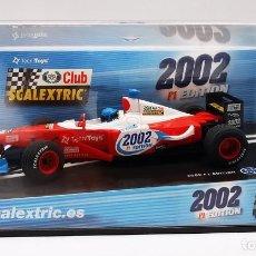Scalextric: CLUB SCALEXTRIC 2002 F1 EDITION REF. 6105 NUEVO A ESTRENAR. Lote 257931030