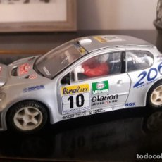 Scalextric: PEUGEOT 206 WRC SCALEXTRIC. Lote 260528465