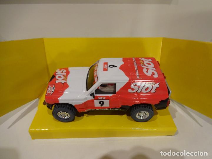 Scalextric: Scalextric. TT. Patrol Mas Slot. Ref. 6517 - Foto 3 - 261123780