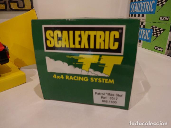 Scalextric: Scalextric. TT. Patrol Mas Slot. Ref. 6517 - Foto 4 - 261123780