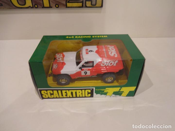 Scalextric: Scalextric. TT. Patrol Mas Slot. Ref. 6517 - Foto 5 - 261123780