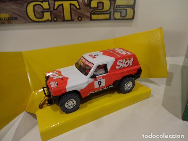 SCALEXTRIC. TT. PATROL MAS SLOT. REF. 6517 (Juguetes - Slot Cars - Scalextric Tecnitoys)