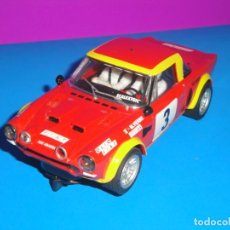 Scalextric: FIAT ABARTH 124. SCALEXTRIC. Lote 261618205