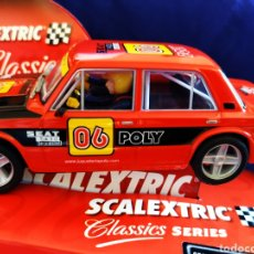 Scalextric: SEAT 1430 SCALEXTRIC / POLY /. Lote 261846970