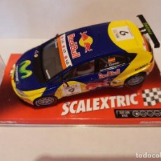Scalextric: SCALEXTRIC SEAT LEON WTCC REF.-6209. Lote 262060160