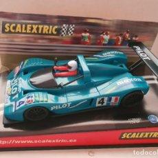 Scalextric: SCALEXTRIC FERRARI 333SP PILOT REF.-6004. Lote 262553475