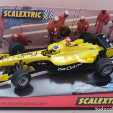 Scalextric: SCALEXTRIC JORDAN F1 AUSTRALIA REF.-6150. Lote 262554245