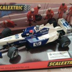 Scalextric: SCALEXTRIC WILLIANS F-1 GENÉ 2002 REF.-6108. Lote 262555305