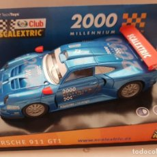 Scalextric: SCALEXTRIC PORSCHE 911 GT1 CLUB SCALEXTRIC 2000 REF.-6043. Lote 262555975