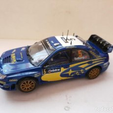 Scalextric: SCALEXTRIC SUBARU IMPREZA WRC. Lote 262887215