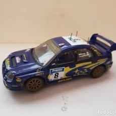 Scalextric: SCALEXTRIC SUBARU IMPREZA WRC. Lote 262887285
