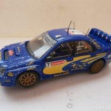Scalextric: SCALEXTRIC SUBARU IMPREZA WRC. Lote 262887330