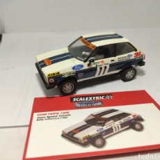 Scalextric: SCALEXTRIC FORD FIESTA ALTAYA N° 11. Lote 263198375
