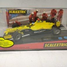 Scalextric: SCALEXTRIC JORDAN F1 AUSTRALIA TECNITOYS REF. 6150. Lote 263198965