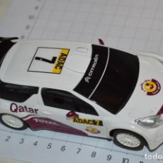 Scalextric: CITROEN DS3 WRC / SCALEXTRIC EDUCA BORRAS - SLOT - FUNCIONANDO - ¡MIRA FOTOS Y DETALLES!. Lote 263585440