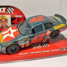 Scalextric: SCALEXTRIC DODGE CHARGER MONTOYA NASCAR SCX REF. 63420. Lote 264419059