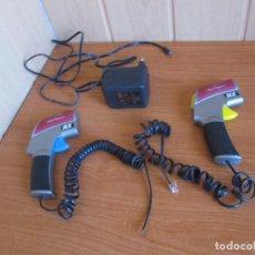 Scalextric: SCALEXTRIC DIGITAL SYSTEM TECNIYOTS: LOTE DE TRANSFORMADOR Y 2 MANDOS. Lote 266589413