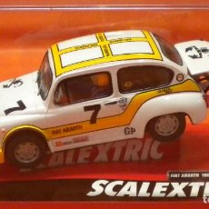 Scalextric: SCALEXTRIC FIAT ABARTH 1000 (BERLINA CORSA). Lote 268830849