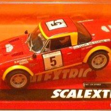 Scalextric: SCALEXTRIC FIAT 124 ABARTH SPIDER (BACCHELLI-SCABINI). Lote 268831634