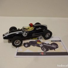 Scalextric: SCALEXTRIC. ALTAYA. COOPER CLIMAX NEGRO. COCHES MITICOS. Lote 269312413
