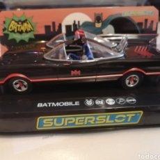 Scalextric: 4175 - BATMOBILE 1966 TV SERIES DE SUPERSLOT. Lote 269829643