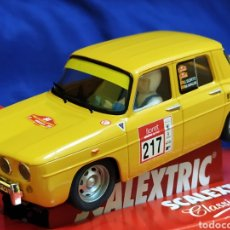Scalextric: RENAULT 8 TS SCALEXTRIC. Lote 270910103