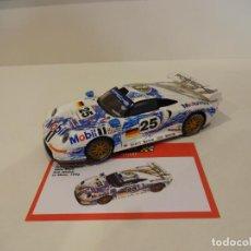 Scalextric: SCALEXTRIC. PORSCHE 911 GT1. DUELOS MITICOS. Lote 270952678
