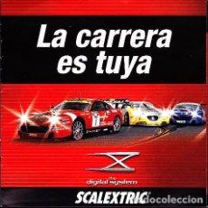 Scalextric: CATALOGO SCALEXTRIC. Lote 277053358