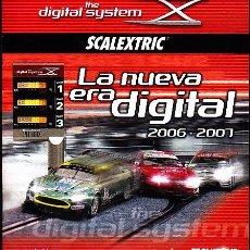 Scalextric: CATALOGO SCALEXTRIC. Lote 277053388