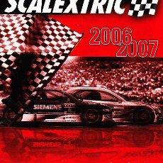 Scalextric: CATALOGO SCALEXTRIC. Lote 277053438