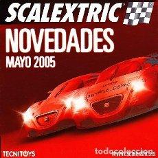 Scalextric: CATALOGO SCALEXTRIC. Lote 277053468