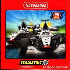 Scalextric: CATALOGO SCALEXTRIC. Lote 277053548