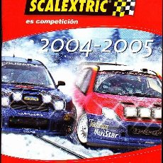 Scalextric: CATALOGO SCALEXTRIC. Lote 277053628