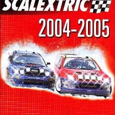 Scalextric: CATALOGO SCALEXTRIC. Lote 277053678