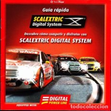 Scalextric: CATALOGO SCALEXTRIC. Lote 277053728