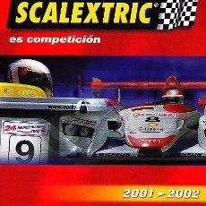 Scalextric: CATALOGO SCALEXTRIC. Lote 277053798