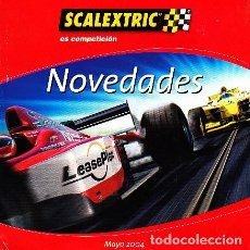 Scalextric: CATALOGO SCALEXTRIC. Lote 277054073