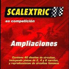 Scalextric: CATALOGO SCALEXTRIC. Lote 277054118