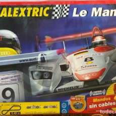 Scalextric: SCALEXTRIC LE MANS. Lote 277197508