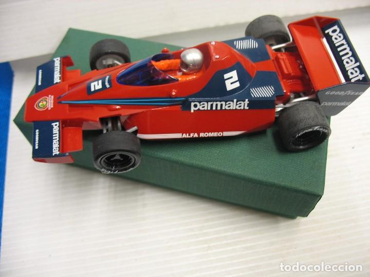 SCALECTRIX BRABHAN BT 46 Nº2 (Juguetes - Slot Cars - Scalextric Tecnitoys)
