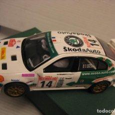 Scalextric: SCALECTRIX SKODA OCTAVIA WRC. Lote 277656793