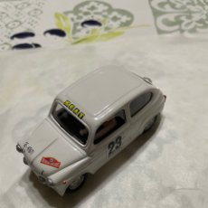 Scalextric: SEAT 600 DE SCALEXTRIC RALLIES MÍTICOS ALTAYA. Lote 277753798