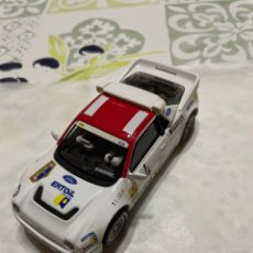 Scalextric: FORD RS200 DE SCALEXTRIC RALLIES MÍTICOS DE ALTAYA. Lote 277756933