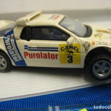 Scalextric: SCALCTRIC DE TECNITOYS FORD RS 200. Lote 278367928