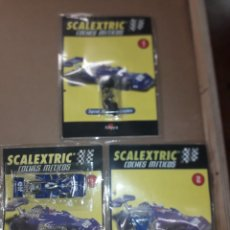 Scalextric: SCALEXTRIC TYRRELL P-34 COCHES MITICOS ALTAYA. Lote 278369553