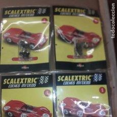Scalextric: SCALEXTRIC, FERRARI GT 330, COCHES MITICOS ALTAYA. Lote 278369908